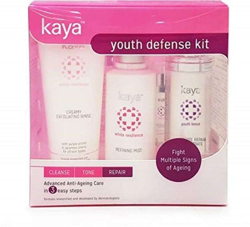 Kaya Skin Clinic Youth Defense Kit(3 Items in the set)