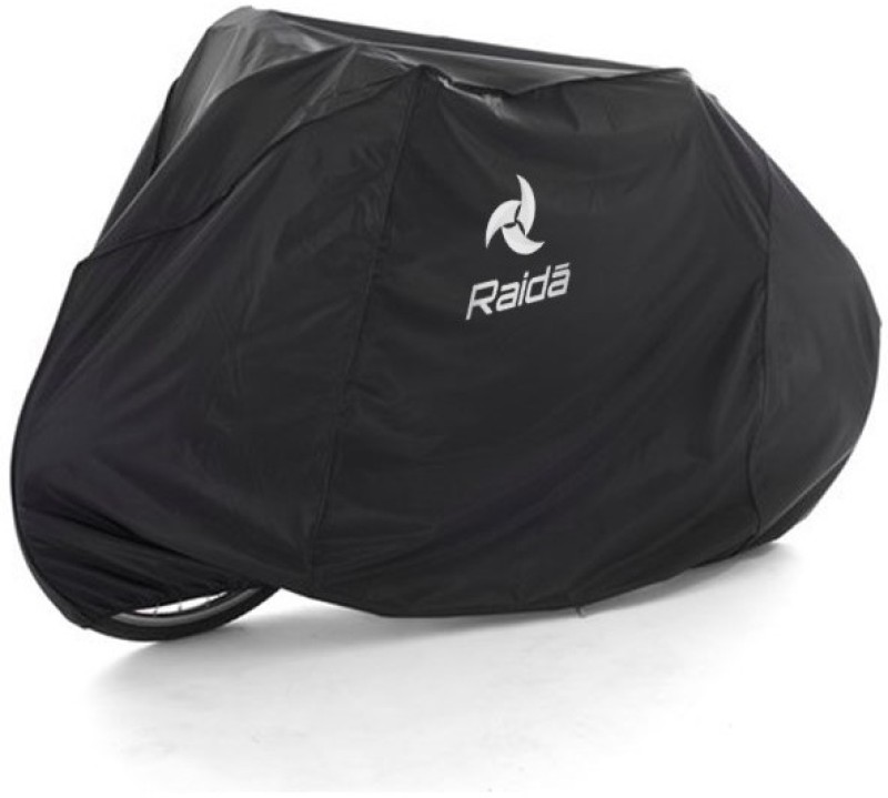 Raida Waterproof Bicycle Cover Free Size(Black)
