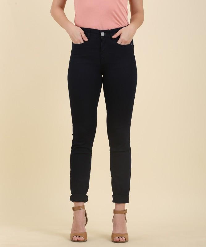 Van Heusen Mariia Slim Womens Blue Jeans