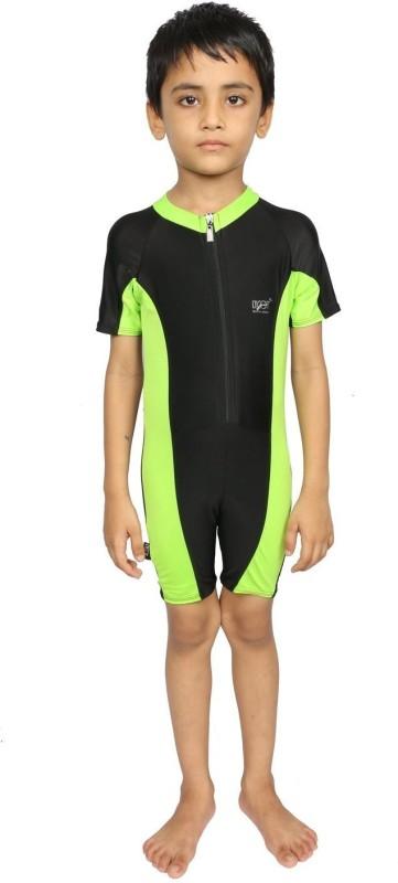 Lycot Boys Casual Bodysuit Bodysuit(Black)