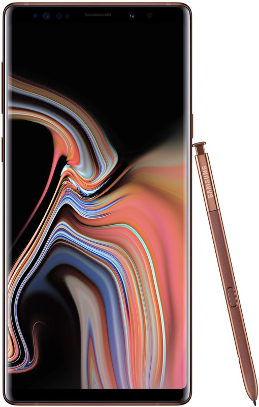 Samsung Galaxy Note 9 (Metallic Copper, 128 GB)(6 GB RAM)