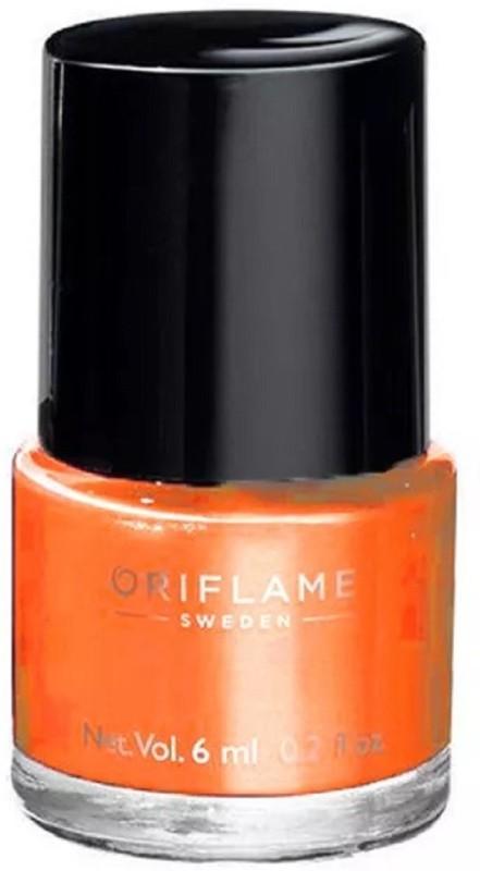 Oriflame pure coral orange
