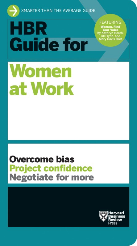HBR Guide for Women at Work(English, Paperback, Review Harvard Business)