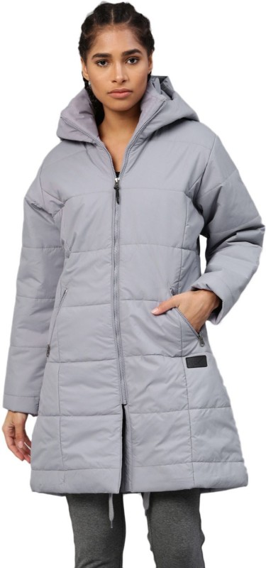 HRX by Hrithik Roshan Full Sleeve Solid Women Jacket