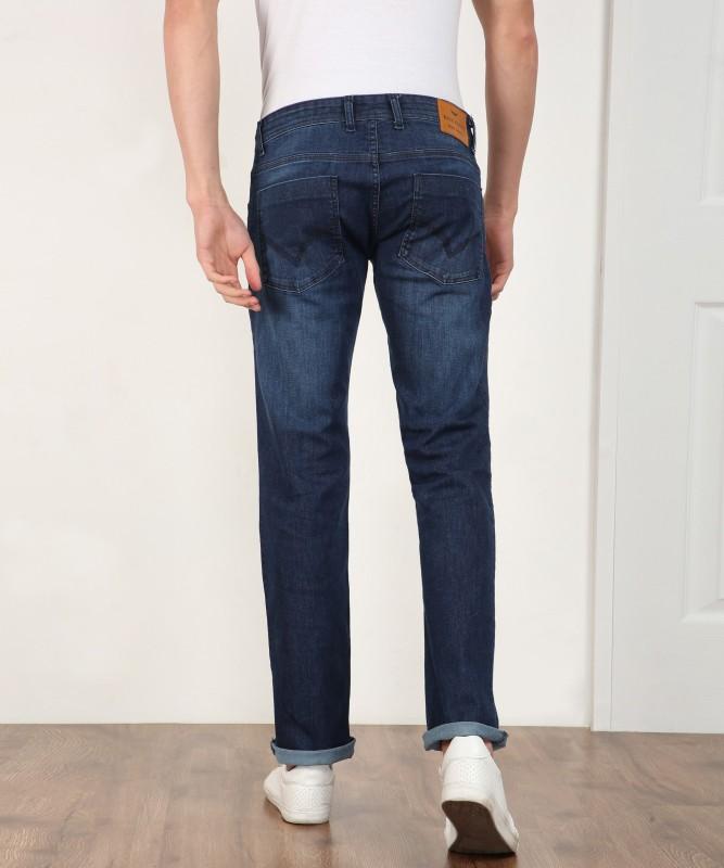 Park Avenue JACOV Slim Mens Blue Jeans