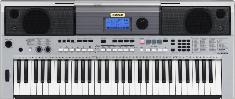 Yamaha PSR I-455 YAMAHA PSR I-455 Digital Portable Keyboard(61 Keys)