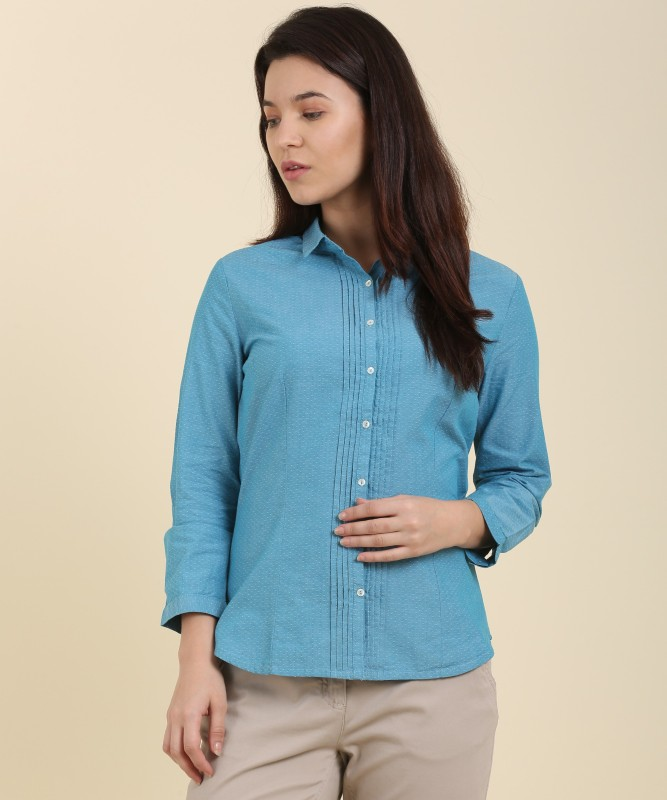 Arrow Womens Woven Casual Shirt
