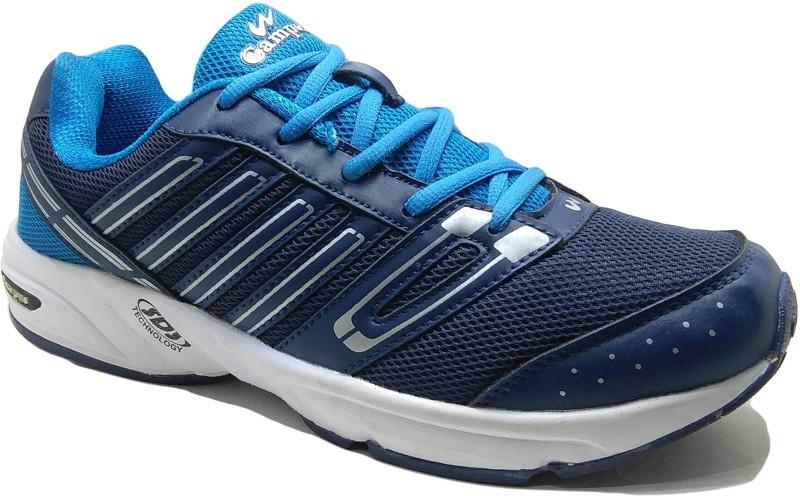 Campus BRASS Men Blue Sky Running Shoes For Men(Blue)