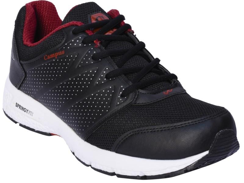 Campus ATLAS Running Shoes For Men(Black)