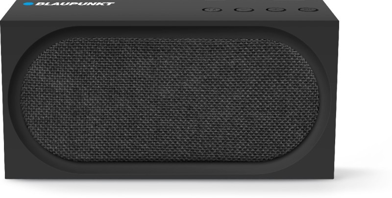 Blaupunkt BT-52 BK 10 Watt Bluetooth Speaker(Black, Stereo Channel)