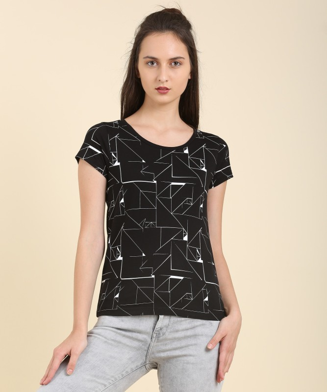 6d439fab693 Wrangler Women Tops & T-Shirts Price List in India 24 June 2019 ...