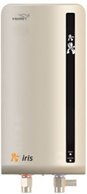 V-Guard 3 L Instant Water Geyser(ivory, new Model)