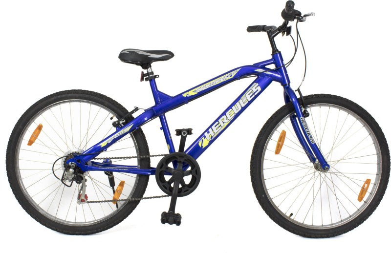 HERCULES CRUSHER RF 6S 26 T Mountain Cycle(6 Gear, Blue)