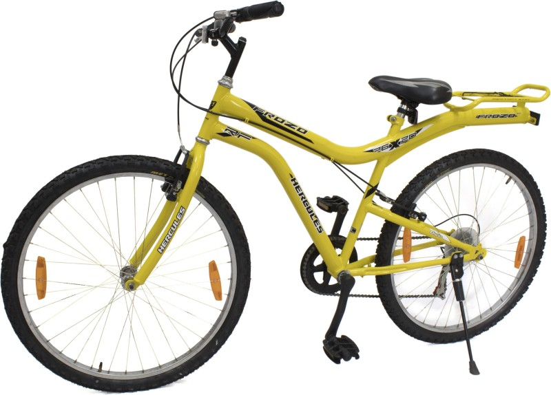 HERCULES Frozo RF 6s 26 T Mountain Cycle(6 Gear, Yellow)