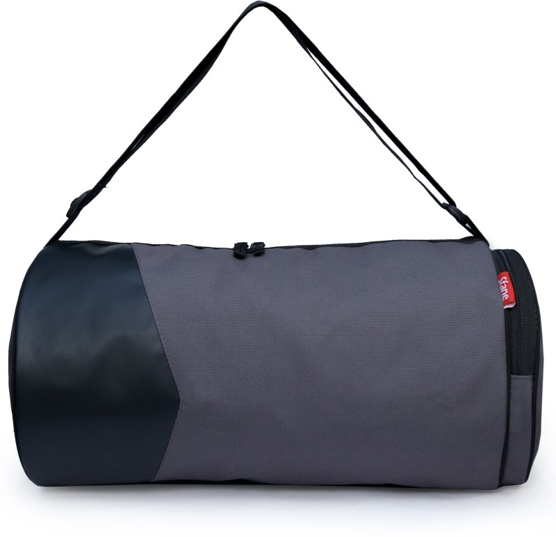 sfane Trendy Sports Duffel Gym Bag Gym Bag(Grey)