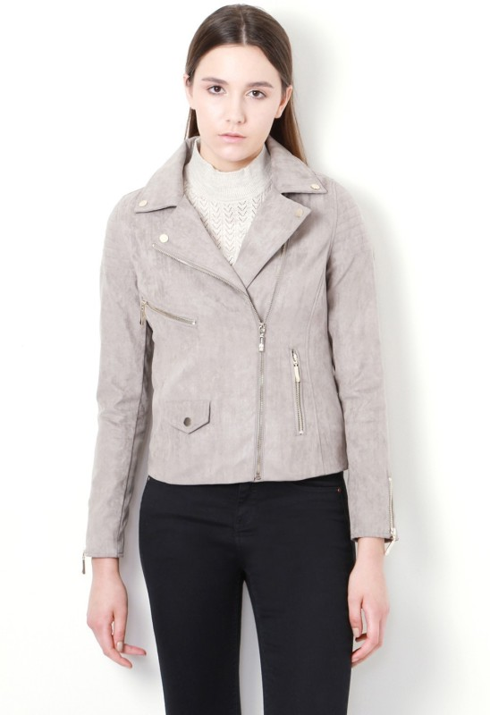 Van Heusen Full Sleeve Solid Women Jacket