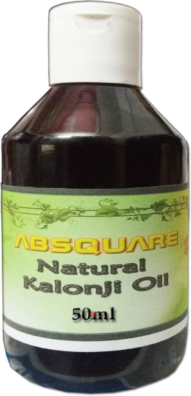 absquare Body and Essential Oils (Natural Black Seed Oil in Body and Essential Oils) Natural Kalonji Oil(50 ml)