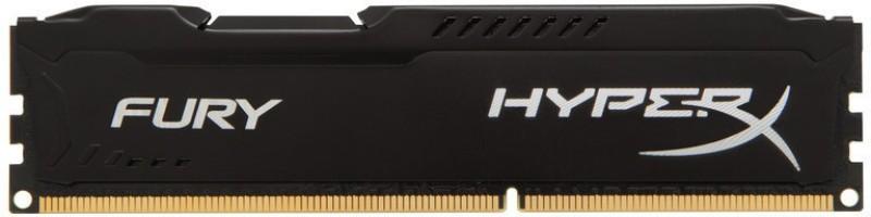 Kingston HyperX Fury DDR3 4 GB (Dual Channel) PC SDRAM (HX318LC11FB/4)(Black)