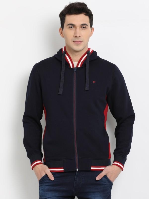 T-Base Full Sleeve Solid Men's Sweatshirt