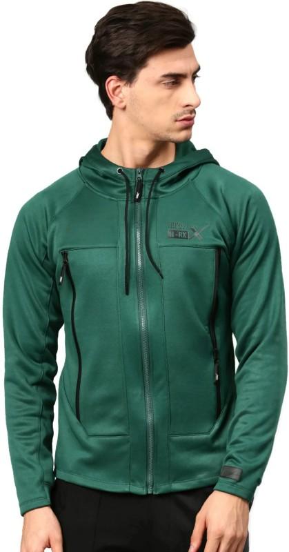 HRX by Hrithik Roshan Full Sleeve Solid Men Sweatshirt