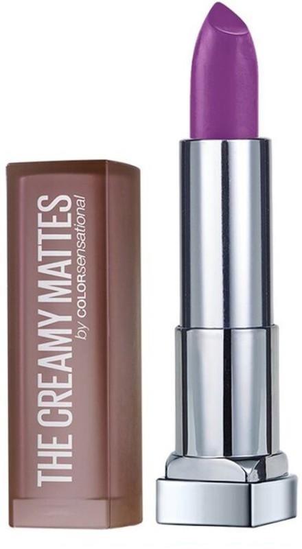 Maybelline Color Sensational Creamy Matte(681 Vibrant Violet)