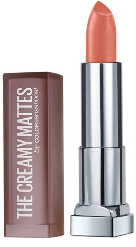 Maybelline Color Sensational Creamy Matte(637 Barely Nude)