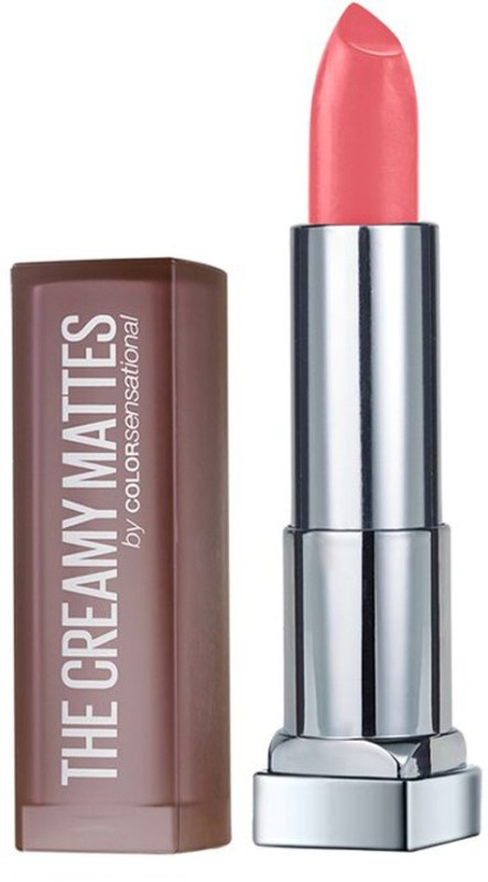 Maybelline Color Sensational Creamy Matte(645 Pink Power)