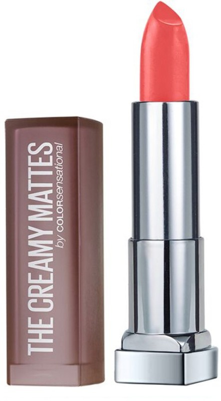 Maybelline Color Sensational Creamy Matte(635 Rock the Coral)