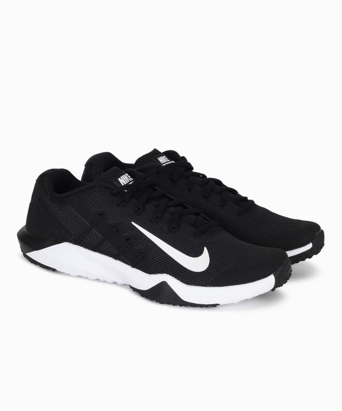Nike RETALIATION TR 2 Training & Gym Shoes For Men(Black)
