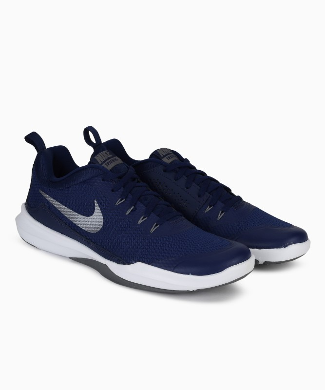 Nike LEGEND TRAINER Training & Gym Shoes For Men(Blue)