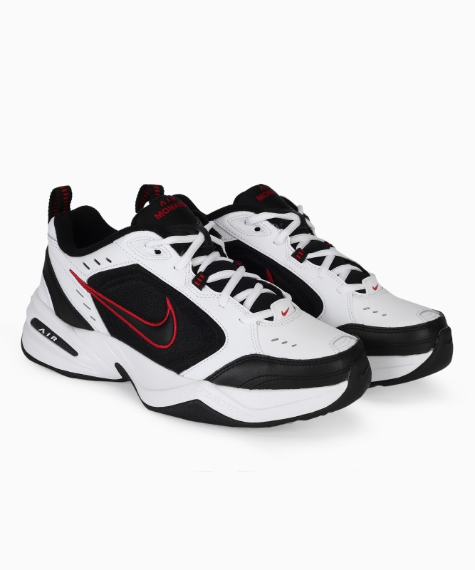 Nike AIR MONARCH IV Training & Gym Shoes For Men(Grey)