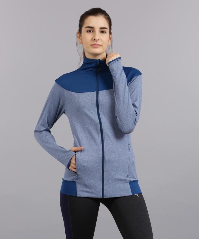 Asics Full Sleeve Solid Women's Jacket