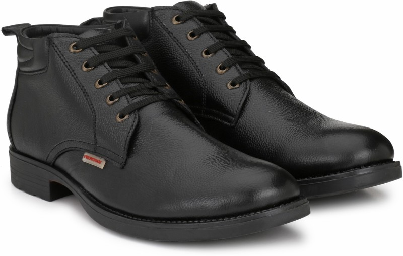 Provogue PRO-CAP-AW1009 Boots For Men(Black)