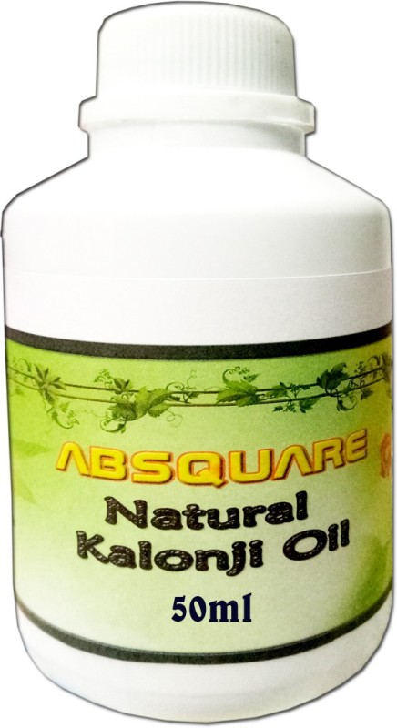 absquare Kalonji Hair Oil in hair oil (Natural Black Seed Oil in hair oil ) Natura; & Pure Hair Oil(50 ml)