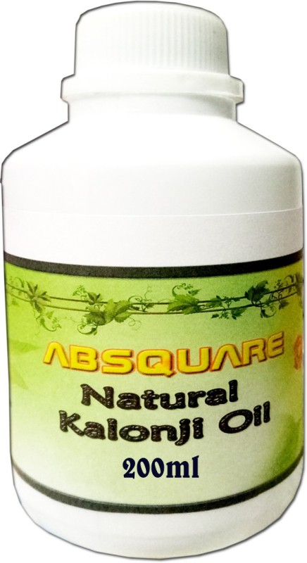 absquare Kalonji Hair Oil in Hair Oil ( Natural Black Seed Hair Oil in hair Oil (Natural & Pure Kalonji Oil )) Hair Oil(200 ml)