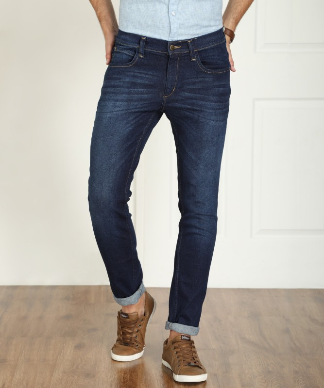 Lee dorde Skinny Men's Blue Jeans