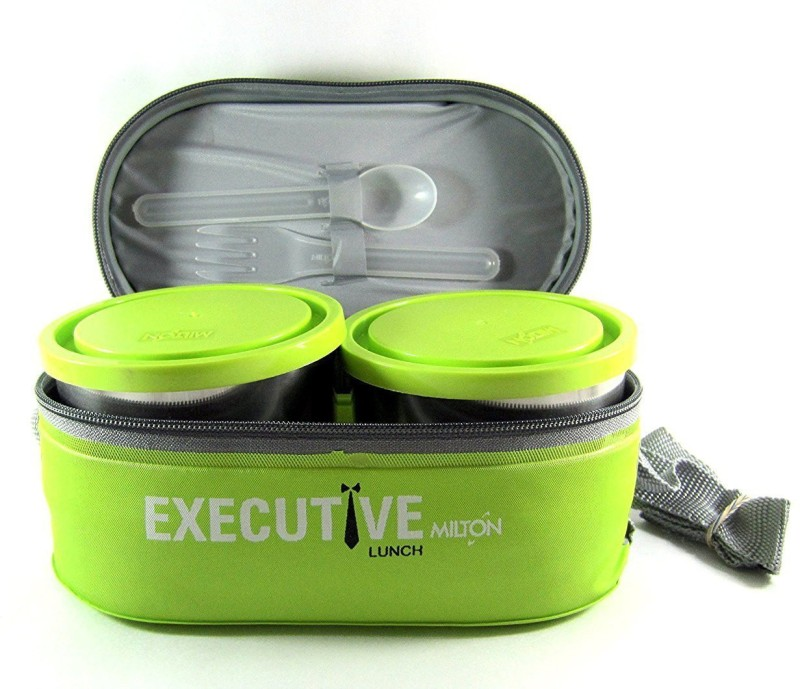 Milton Executive Lunch 3 Containers Lunch Box(1300 ml)