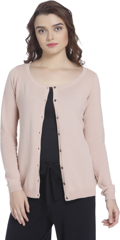 Vero Moda Womens Button Cardigan