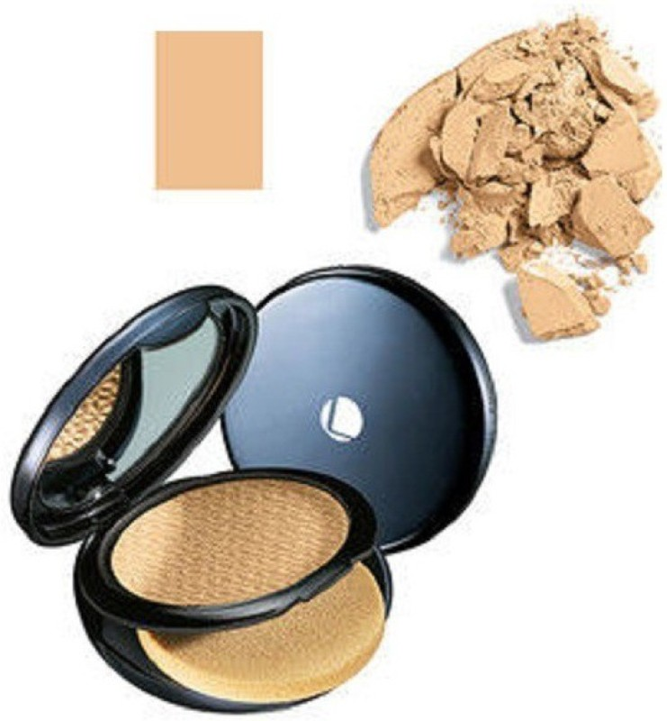 Lakme Absolute White Intense Wet & Dry Compact - Golden Light Compact(Golden Light)