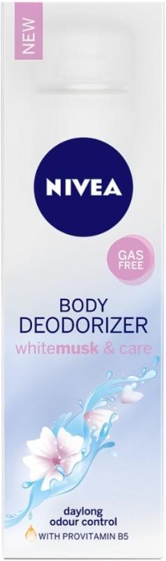 Nivea White Musk and Care Deodorant Spray - For Women(120 ml)