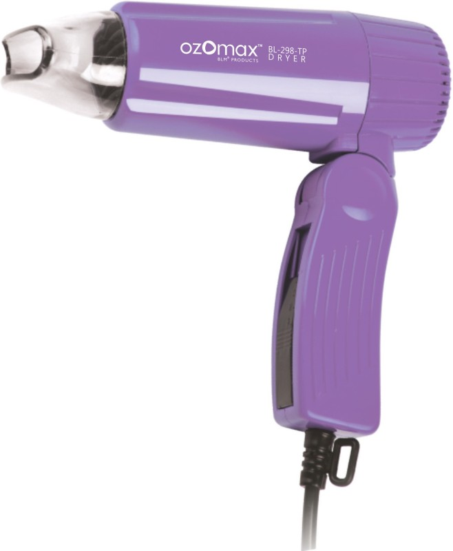 Ozomax Travel Plus BL-298TP Hair Dryer(700, Purple)