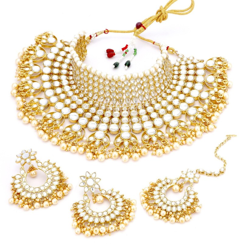 cd9716504c5 Women Necklace & Sets Price List in India 30 June 2019 | Women ...