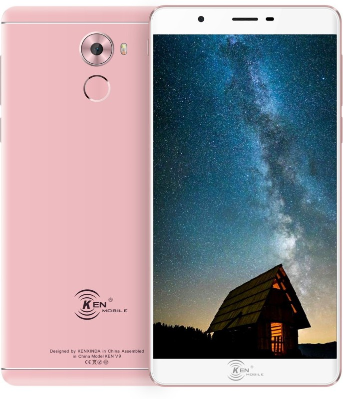 Kenxinda V9 (Rose Gold, 16 GB)(2 GB RAM)