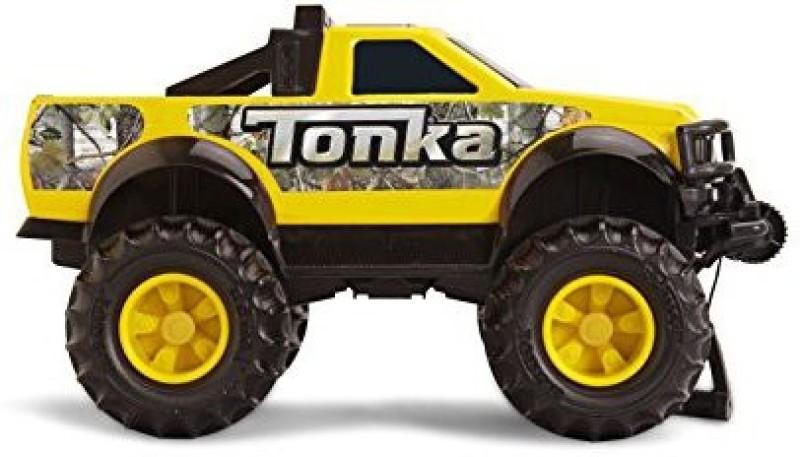 Funrise Tonka Steel 4x4 Pickup Truck Vehicle(Multicolor)