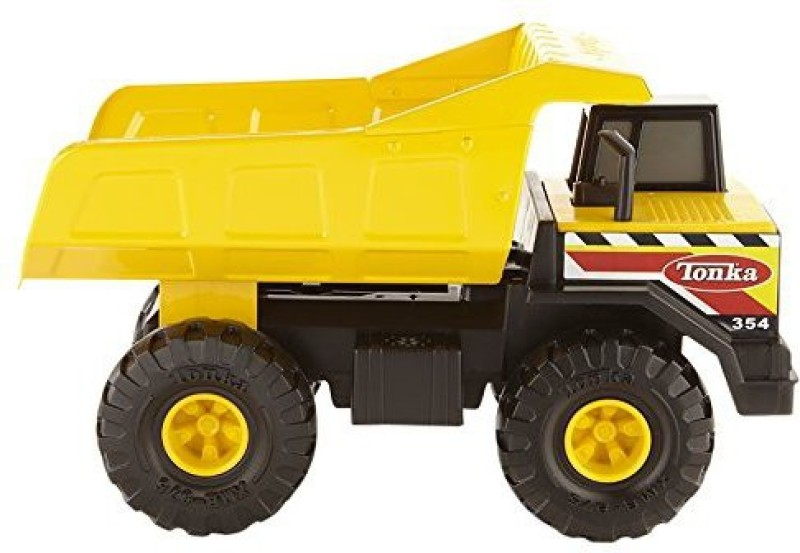 Funrise Tonka Classic Steel Mighty Dump Truck FFP(Multicolor)