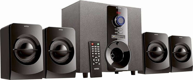 Intex IT-4.1 3004 SUFB 4.1 Home Cinema(NA)