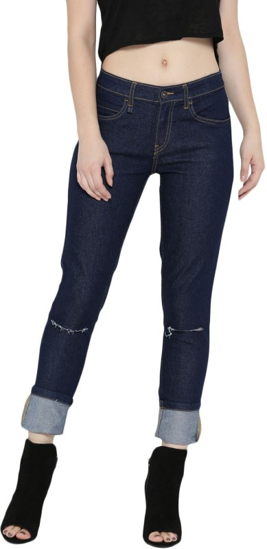 Roadster Skinny Women Blue Jeans