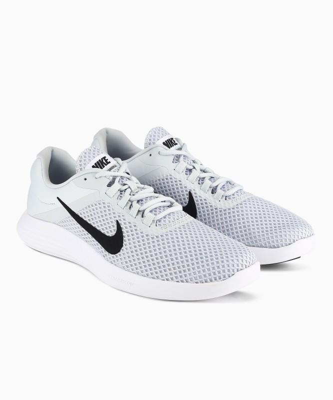 Nike LUNARCONVERGE 2 Running Shoes For Men(Blue, Grey)