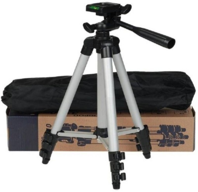 SACRO TEV_762F_3110 Tripod(Multicolor, Supports Up to 1500 g)