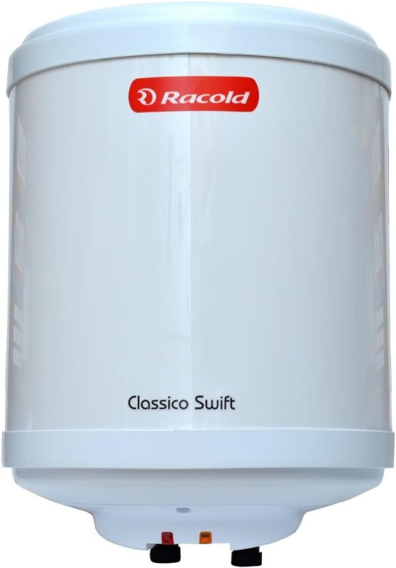 Racold 6 L Storage Water Geyser(White, CLASSIC)